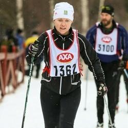 Skiing 45 km - Gunilla Isberg (1362)