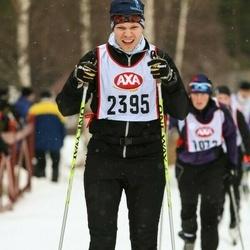 Skiing 45 km - Johan Sörbu (2395)
