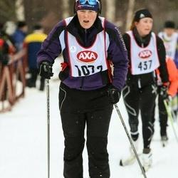 Skiing 45 km - Ann-Marie Bern (1072)