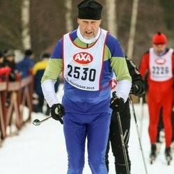 Skiing 45 km - Leif Carlsson (2530)
