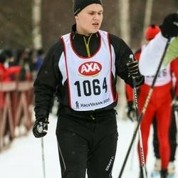 Skiing 45 km - Markus Järvenpää (1064)
