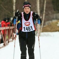 Skiing 45 km - Sara Stengård (1461)