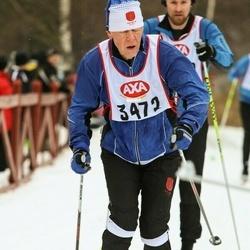 Skiing 45 km - Leif Johansson (3472)