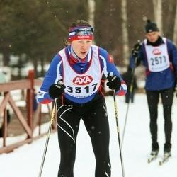 Skiing 45 km - Sofia Lindqvist (3317)