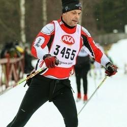 Skiing 45 km - Jeppe Hansson (3455)
