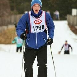 Skiing 45 km - Kristoffer Kjølberg (1288)