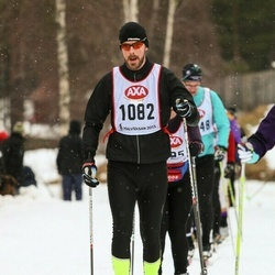 Skiing 45 km - Erik Ek (1082)