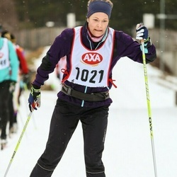 Skiing 45 km - Johanna Ring (1021)