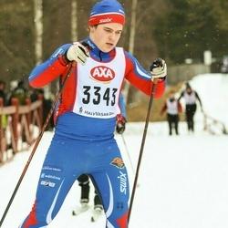 Skiing 45 km - Martin Haals (3343)