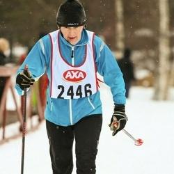 Skiing 45 km - Karin Josefsson (2446)