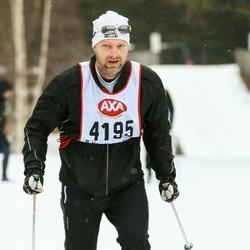 Skiing 45 km - Göran Kimell (4195)