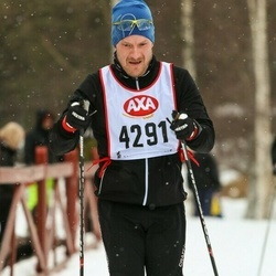 Skiing 45 km - Stefan Andersson (4291)