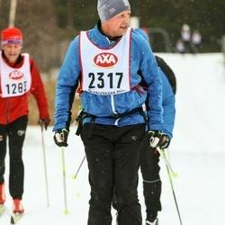 Skiing 45 km - Lars-Olof Karlsson (2317)