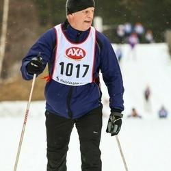 Skiing 45 km - Peter Fritzson (1017)