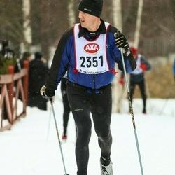 Skiing 45 km - Henrik Biversten (2351)