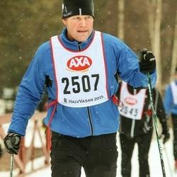 Skiing 45 km - Håkan Johansson (2507)