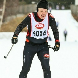 Skiing 45 km - Holger Arvidsson (4058)