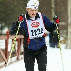 Skiing 45 km - Åke Hansson (2222)
