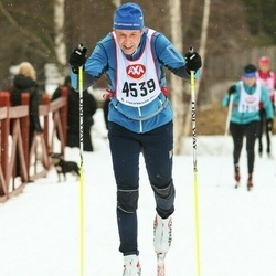 Skiing 45 km - Harald Knutsen (4539)