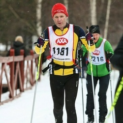 Skiing 45 km - Benny Grönborg (1181)