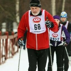 Skiing 45 km - Henk Kersten (68)