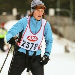Skiing 45 km - Jenny Berg (2370)