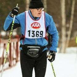 Skiing 45 km - Magnus Lindow (1369)