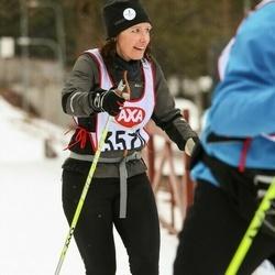 Skiing 45 km - Marit Hedin (3570)