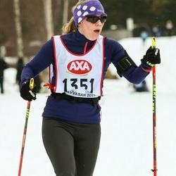 Skiing 45 km - Catharina Alm (1351)