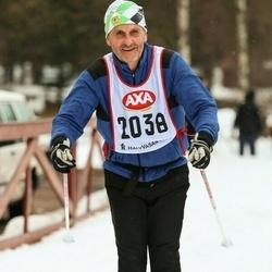 Skiing 45 km - Klas Hosk (2038)