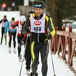 Skiing 45 km - Magnus Bååth (488)