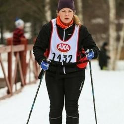Skiing 45 km - Annika Ostlund (1432)