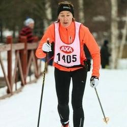 Skiing 45 km - Lotta Hildebrand (1405)