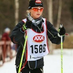 Skiing 45 km - Emelie Sundvall (1586)
