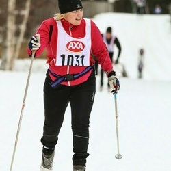 Skiing 45 km - Elisabeth Eriksson (1031)