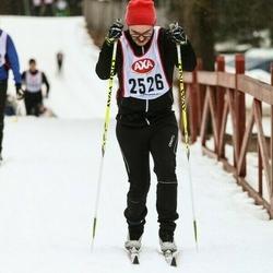 Skiing 45 km - Anton Söderberg (2526)