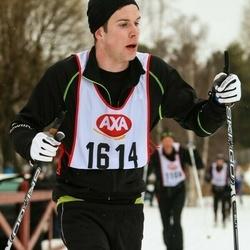 Skiing 45 km - Patrik Svensson (1614)