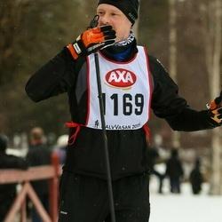 Skiing 45 km - Fredrik Lundberg (1169)