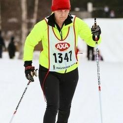 Skiing 45 km - Ulrika Berglund (1347)
