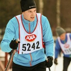 Skiing 45 km - Henrik Andersson (5242)