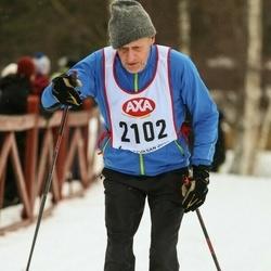 Skiing 45 km - Kjell Johansson (2102)