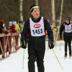 Skiing 45 km - Jonas Sundvall (1453)