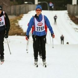 Skiing 45 km - Maria Fridh (2293)