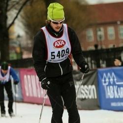 Skiing 45 km - Fredrik Birath (5409)
