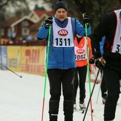 Skiing 45 km - Lars-Erik Larsson (1311)