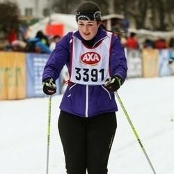 Skiing 45 km - Daina Knops (3391)