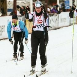 Skiing 45 km - Charlotte Strömland (1177)