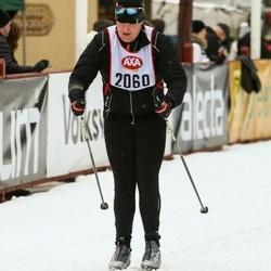 Skiing 45 km - Kim Holmqvist (2060)