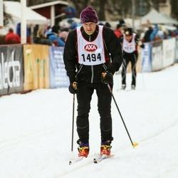 Skiing 45 km - Claes Sundbärg (1494)