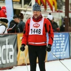Skiing 45 km - Steffen Teller (1446)